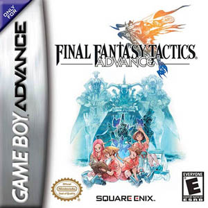 tactics advance  cover