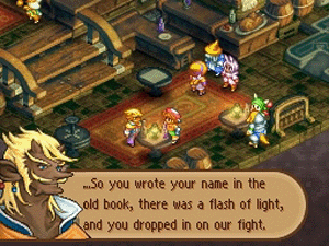 final fantasy tactics a2 screenshot