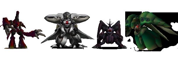 Final Fantasy VII WEAPON